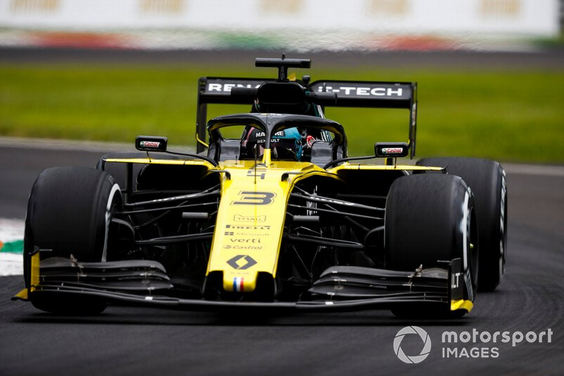 4 - Daniel Ricciardo, Renault F1 Team R.S.19