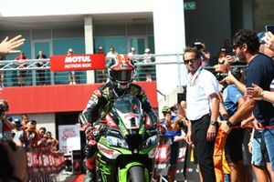 Jonathan Jonathan Rea, Kawasaki Racing Team