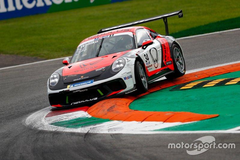 Igor Walilko, Huber Racing
