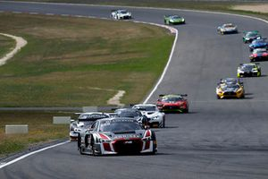 #55 Attempto Racing Audi R8 LMS: Pieter Schothorst, Pierre Kaffer