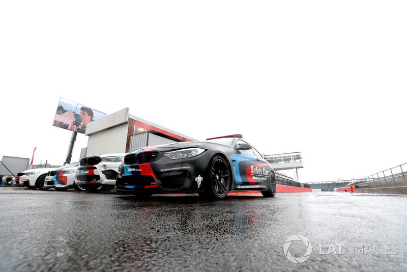 La carrera de Silverstone fue suspendida