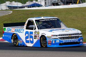 Timothy Peters, GMS Racing, Chevrolet Silverado Allegiant
