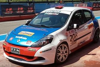 Franco Barin, Renault Clio Cup III, DC Racing