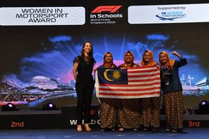 Motorsporlarındaki kadınlar ödülü