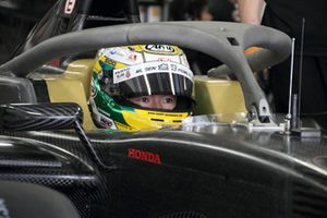 Naoki Yamamoto, Honda test car