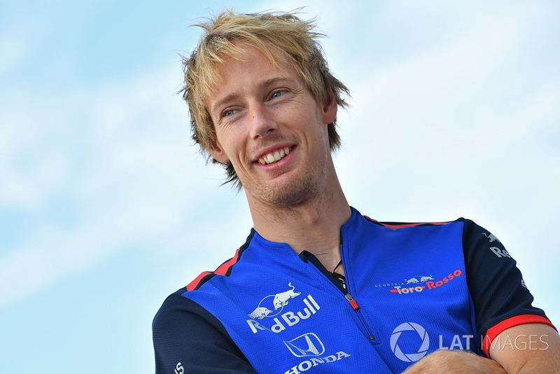 Kandidat auf Toro-Rosso-Cockpit 2019: Brendon Hartley (Neuseeland)