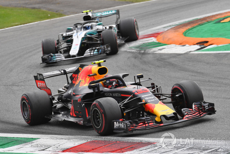 5e : Max Verstappen (Red Bull Racing)