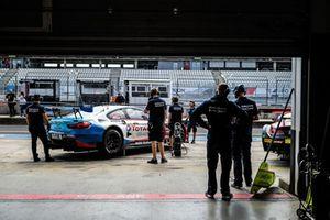 #36 Walkenhorst Motorsport BMW M6 GT3: Rudi Adams, Andreas Ziegler, David Pittard
