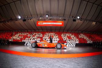 Ferrari F2001, Luca di Montezemolo