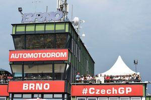 Brno circuit building