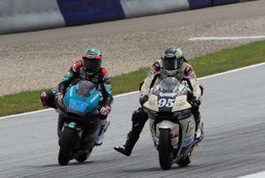 Niki Tuuli, SIC Racing Team,Jules Danilo, SAG Racing Team