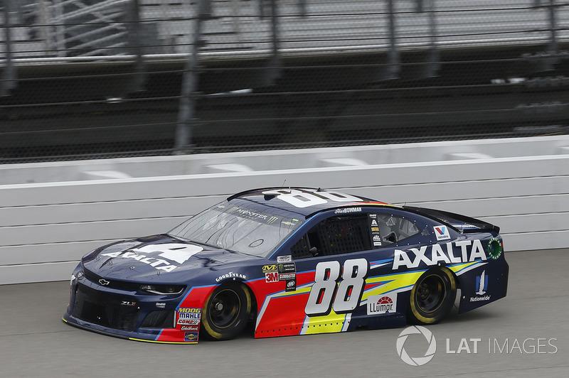 10. Alex Bowman, Hendrick Motorsports, Chevrolet Camaro Axalta