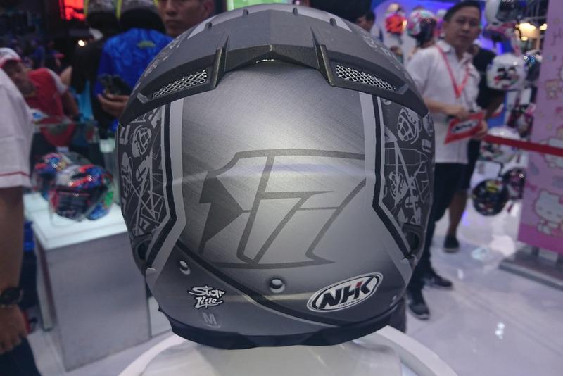Helm Replika Karel Abraham NHK RX9