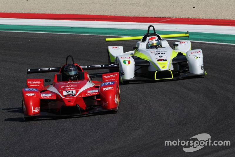 Lorenzo Pegoraro, Best Lap e Davide Uboldi, BF Motorsport