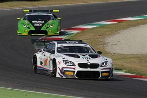 #15 BMW M5-GT3, BMW Padova Team: Comandini-Krohn