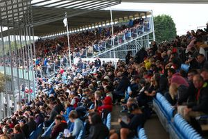 Fans and Crowd at the BTCC