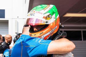 Il vinctore della gara Leonardo Pulcini, Campos Racing