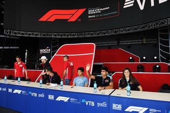 Педро Пике, Trident, Хуан Мануэль Корреа и Татьяна Кальдерон, Jenzer Motorsport