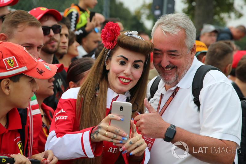 Az Olasz Nagydíj rajongói - F1 2018