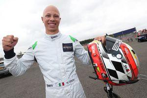 #12 Eurointernational Ligier JS P3 - Nissan: Mattia Drudi