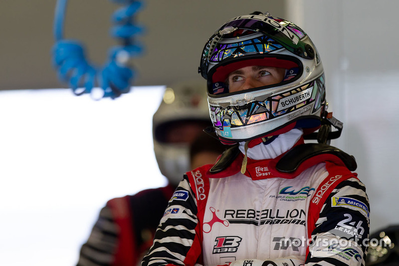 #3 Rebellion Racing Rebellion R-13: Gustavo Menezes