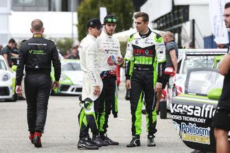 Mattia Drudi, Dinamic Motorsport, Gianmarco Quaresmini, Dinamic Motorsport, Alberto Cerqui, Dinamic Motorsport