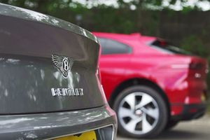 Jaguar I-Pace ve Bentley