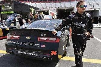 Stephen Leicht, Mike Harmon Racing, Chevrolet Camaro Horizon Travel