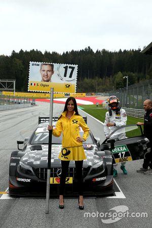 Grid kızı, Sébastien Ogier, Mercedes-AMG Team HWA