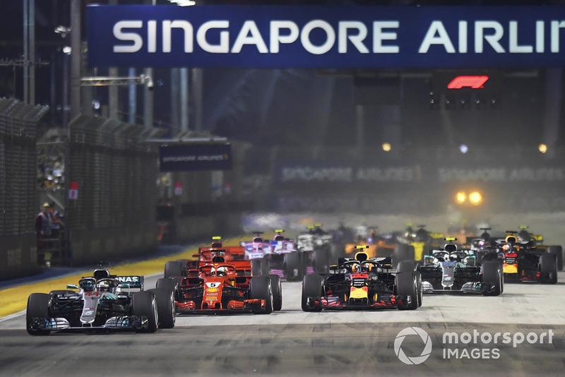 15. Singapour