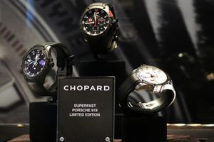 Orologi Chopard Superfast Porsche 919 Limited Edition