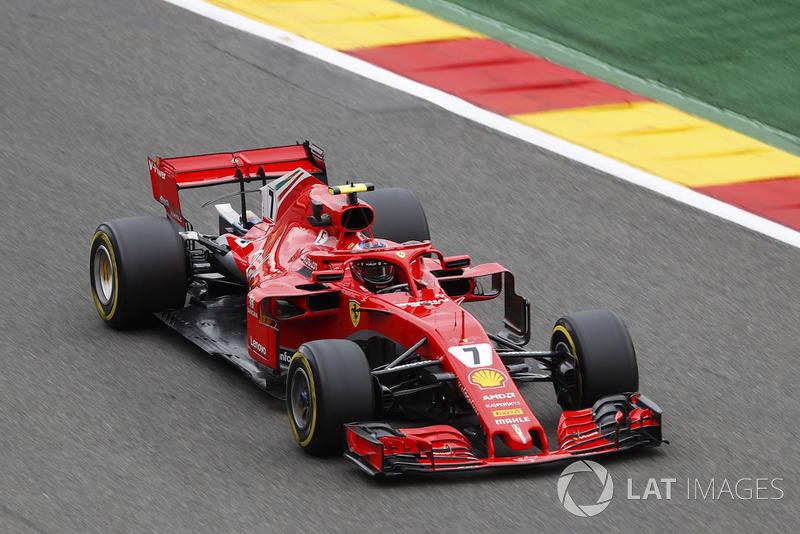 6. Кими Райкконен, Ferrari SF71H – 2:02.671