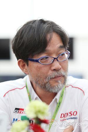 Hisatake Murata, Presidente Team TMG