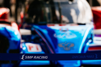 SMP Racing logo