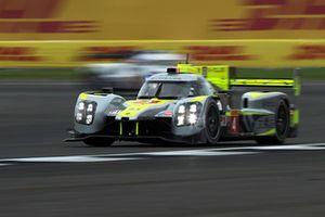 #4 ByKolles Racing Team Enso CLM P1/01: Oliver Webb, Rene Binder