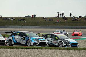 Danny Kroes, PCR Sport Cupra TCR, Reece Barr, Target Competition Hyundai i30 N TCR