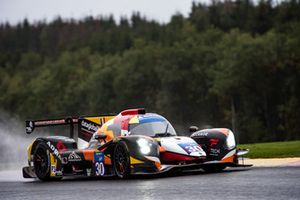 #30 AVF by Adrián Vallés Dallara P217 - Gibson: Konstantin Tereschenko, Henrique Chaves