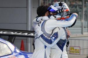 藤波清斗 Kiyoto Fujinami、ジョアオ・パオロ・デ・オリベイラ Joao Paulo de Oliveira(#56 リアライズ日産自動車大学校GT-R)
