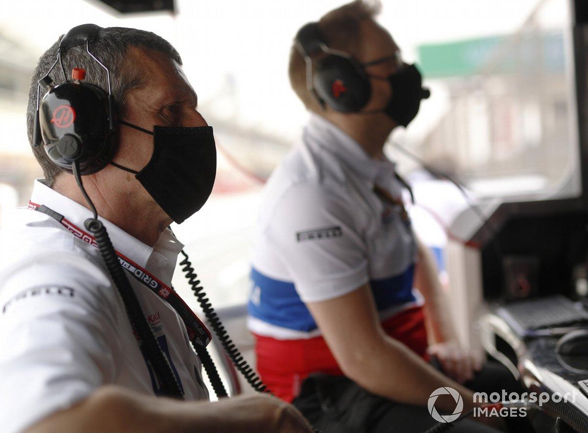Guenther Steiner Haas F1