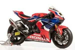 Bike of Alvaro Bautista, Team HRC