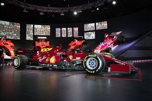 Ferrari SF1000 show car