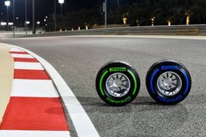 Pirelli tyres on track for filming