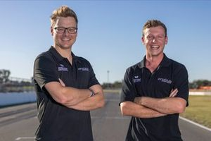 Jack Perkins and Will Brown, Erebus Motorsport