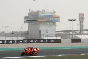 Iker Lecuona, KTM Tech3 dust on track