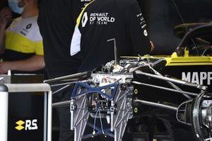Front suspension of Renault F1 Team R.S.20