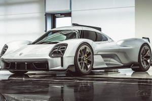 Concept Porsche 919 Street
