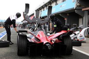 TAG Heuer Porsche, pitstop practice