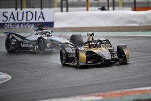 Antonio Felix Da Costa, DS Techeetah, DS E-Tense FE21, Nyck de Vries, Mercedes-Benz EQ, EQ Silver Arrow 02