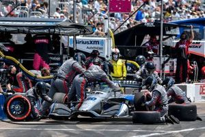 Pit Stop, Conor Daly, Ed Carpenter Racing Chevrolet