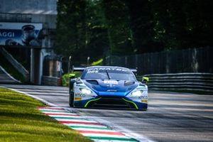 #159 Garage 59 Aston Martin Vantage AMR GT3: Valentin Hasse Clot, Alex MacDowall, Nicolai Kjaergaard